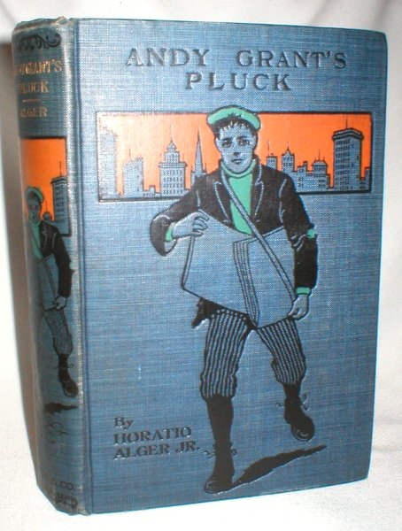 Image for Andy Grant's Pluck