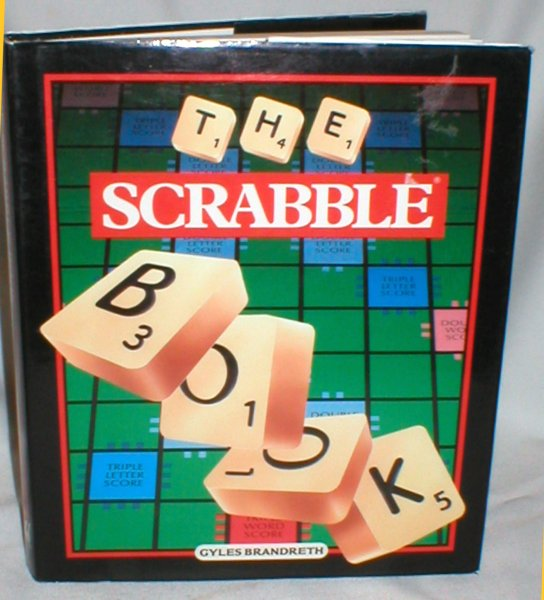 Image for The Scrabble Book