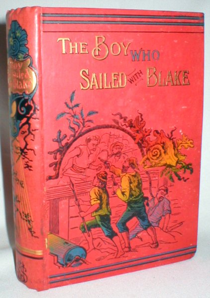 Image for The Boy Who Sailed with Blake