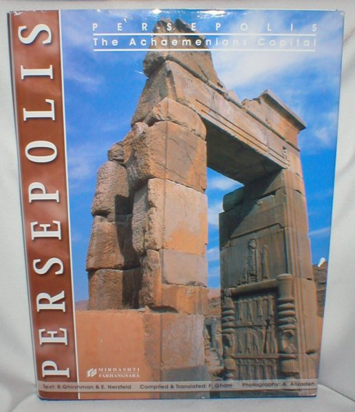 Image for Persepolis; The Achaemenian Capital