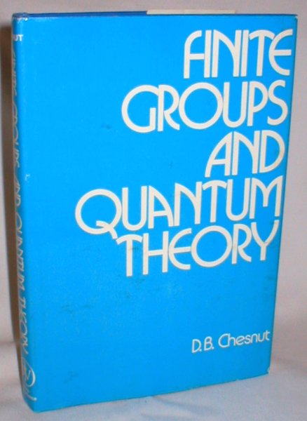 Image for Finite Groups and Quantum Theory