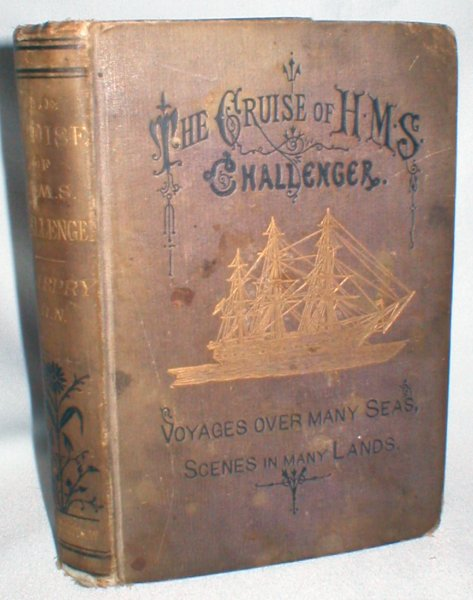 "Image for The Cruise of Her Majesty's Ship ""Challenger; Voyages Over Many Seas, Scenes in Many Lands"