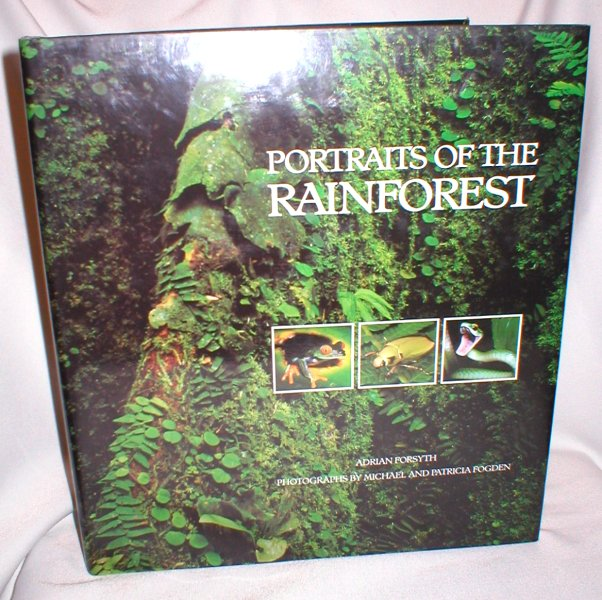 Image for Portraits of the Rainforest