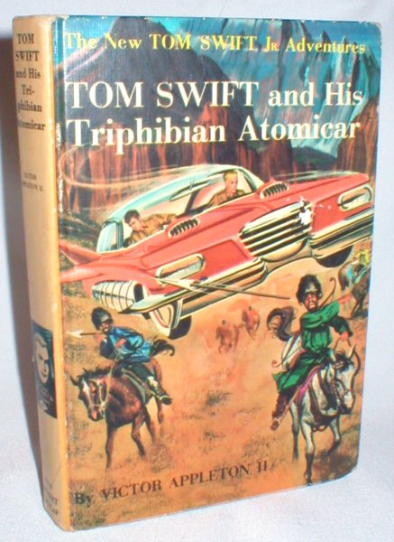 Image for Tom Swift and His Triphibian Atomicar (#19)