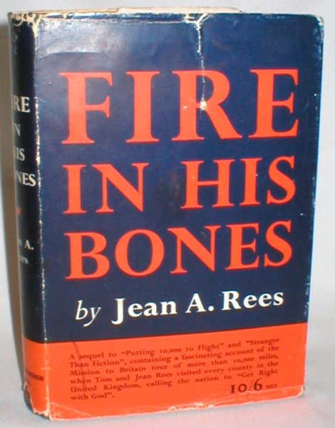 Image for Fire in His Bones
