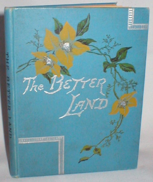Image for The Better Land; Poems By Horatius Bonar and Others