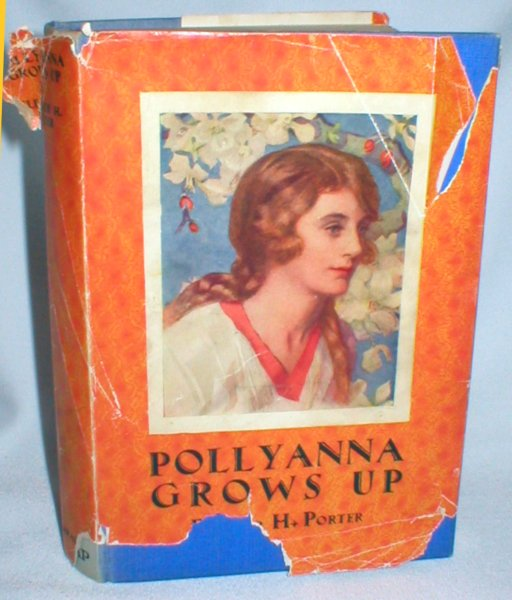 Image for Pollyanna Grows Up