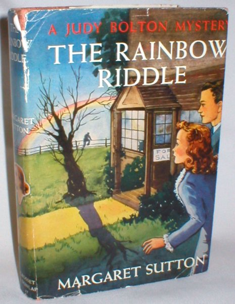 Image for The Rainbow Riddle (A Judy Bolton Mystery  #17)