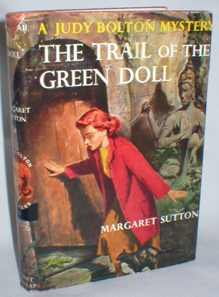 Image for The Trail of the Green Doll (A Judy Bolton Mystery #27)