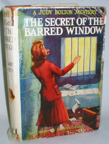 Image for The Secret of the Barred Window (A Jusy Bolton Mystery #16)