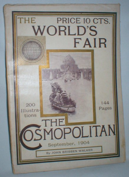 Image for The Cosmopolitan Magazine (World's Fair Issue, Sept. 1904)