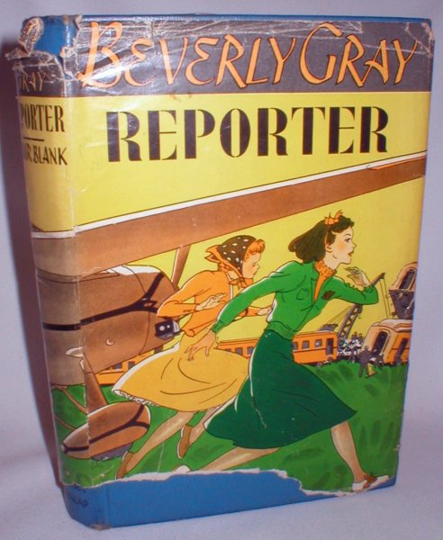 Image for Beverly Gray, Reporter (The Beverly Gray College Mystery Series)
