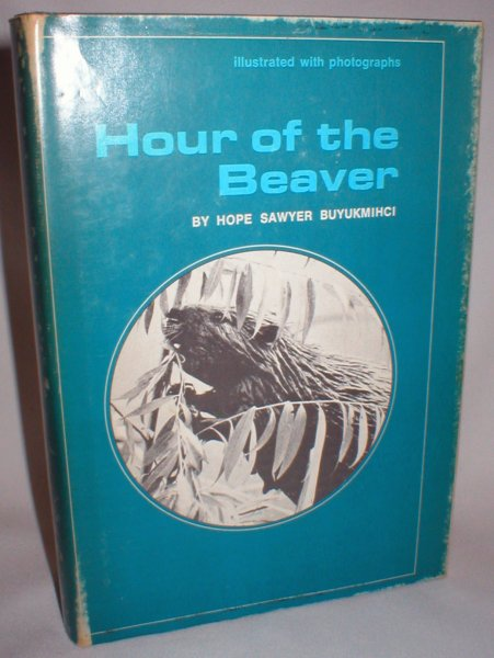 Image for Hour of the Beaver (Signed)
