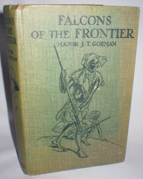 Image for Falcons of the Frontier