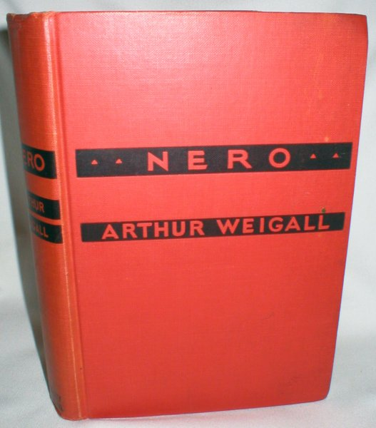 Image for Nero; The Singing Emperor of Rome