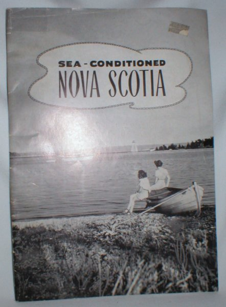 Image for Sea-Conditioned Nova Scotia