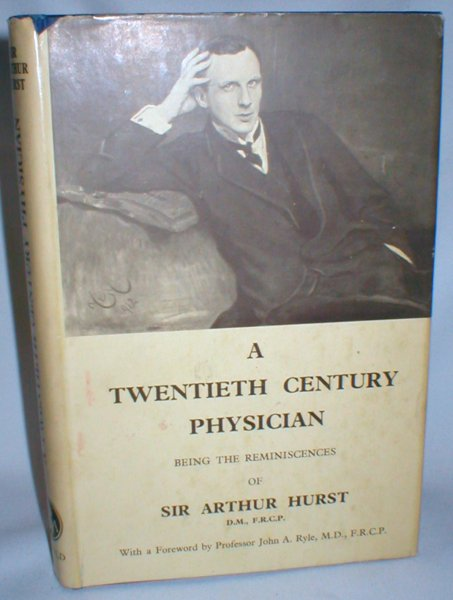 Image for A Twentieth-Century Physician
