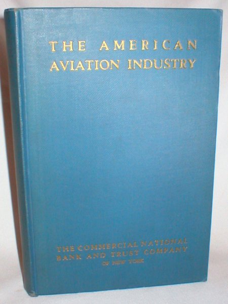 Image for Financial Handbook of the American Aviation Industry