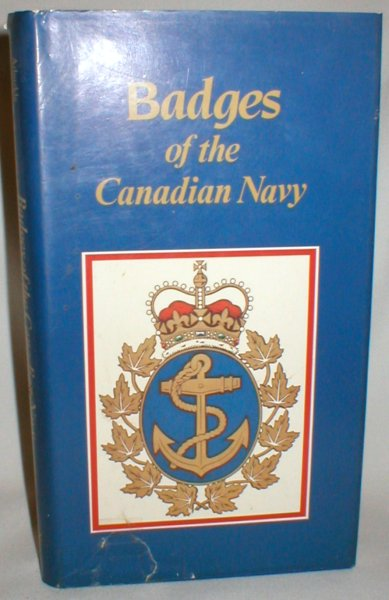 Image for Badges of the Canadian Navy
