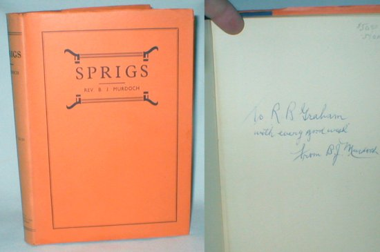 Image for Sprigs (Signed)