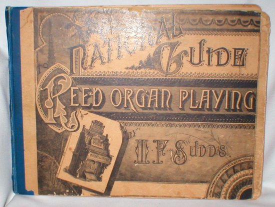 Image for The National Guide to Reed Organ Playing