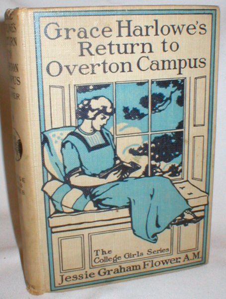 Image for Grace Harlowe's Return to Overton Campus