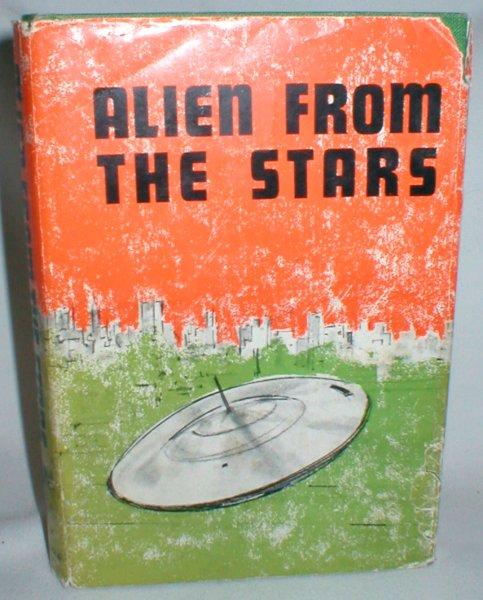 Image for Alien from the Stars