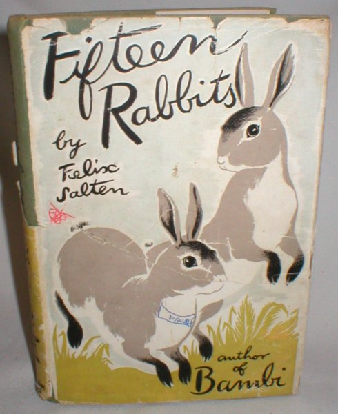 Image for Fifteen Rabbits