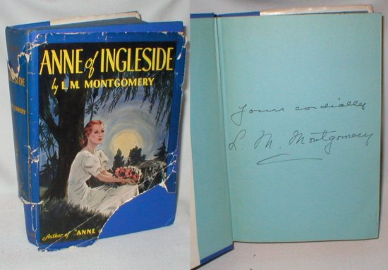 Image for Anne of Ingleside (Signed)
