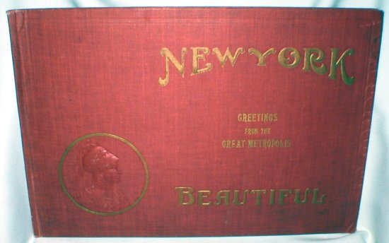 Image for New York Beautiful; Greetings from the Great Metropolis