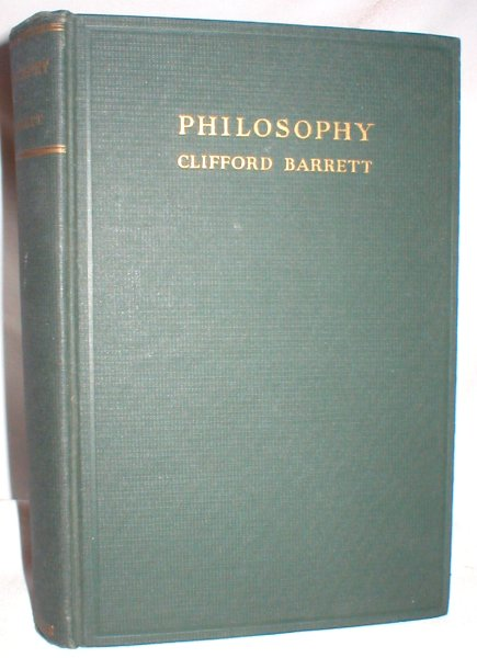 Image for Philosophy; An Introductory Study of Fundamental Problems and Attitudes