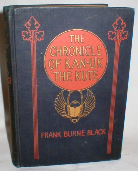 Image for The Chronicle of Kan-Uk the Kute