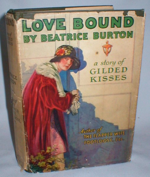 Image for Love Bound; A Story of Gilded Kisses