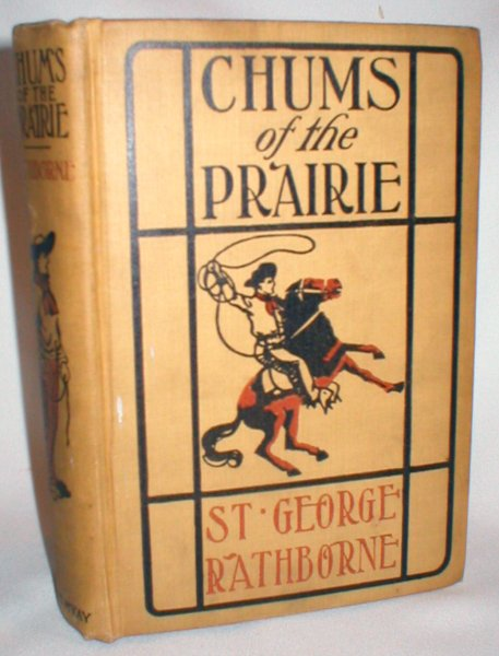 Image for Chums of the Prairie