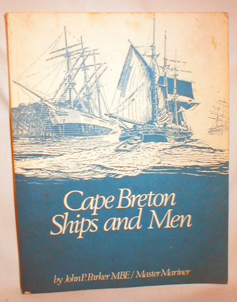 Image for Cape Breton Ships and Men