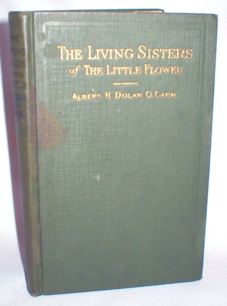 Image for The Living Sisters of the Little Flower