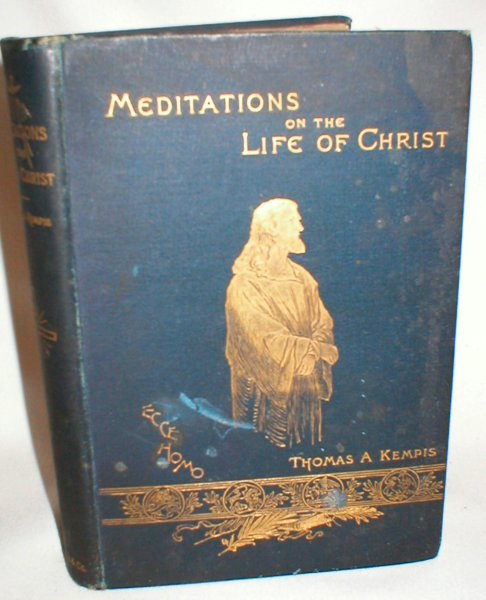 Image for Meditations on the Life of Christ