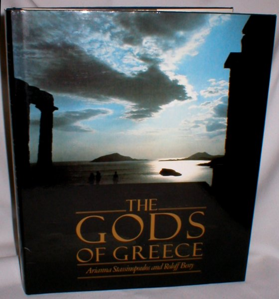 Image for The Gods of Greece