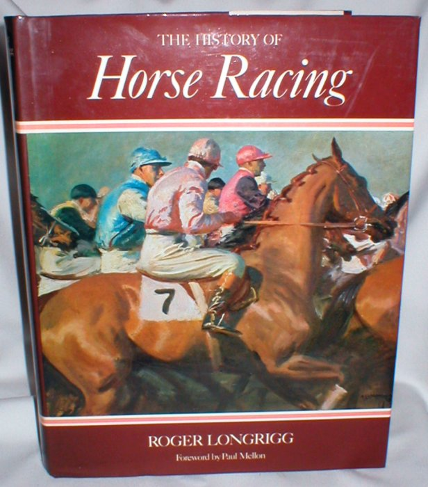 Image for The History of Horse Racing