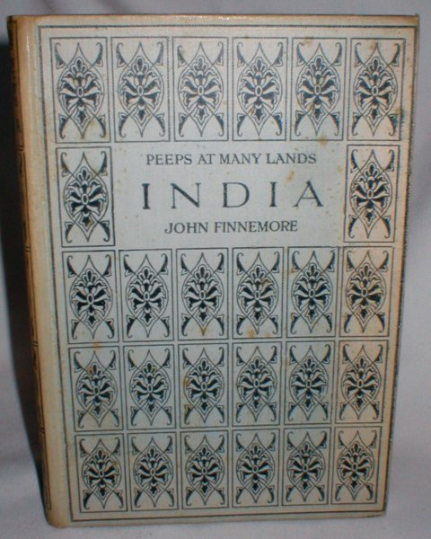 Image for India (Peeps at Many Lands)