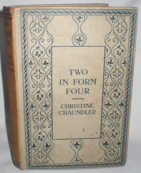 Image for Two in Form Four