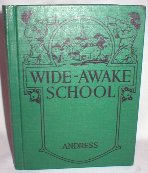 Image for Wide-Awake School (Canadian Hygiene Series)