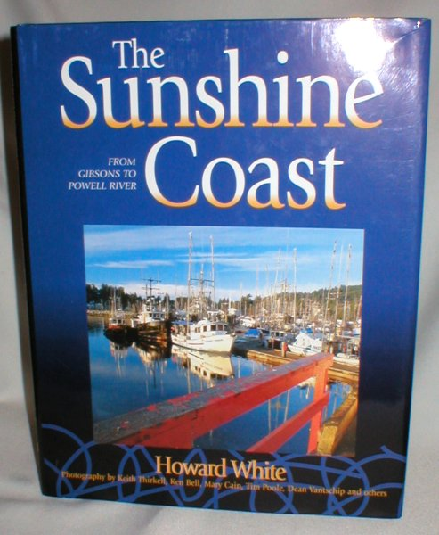 Image for The Sunshine Coast; From Gibsons to Powell River