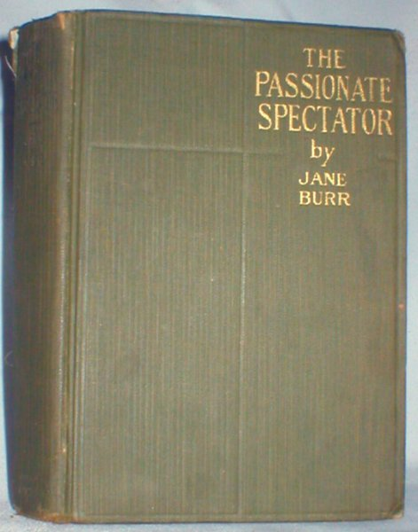 Image for The Passionate Spectator