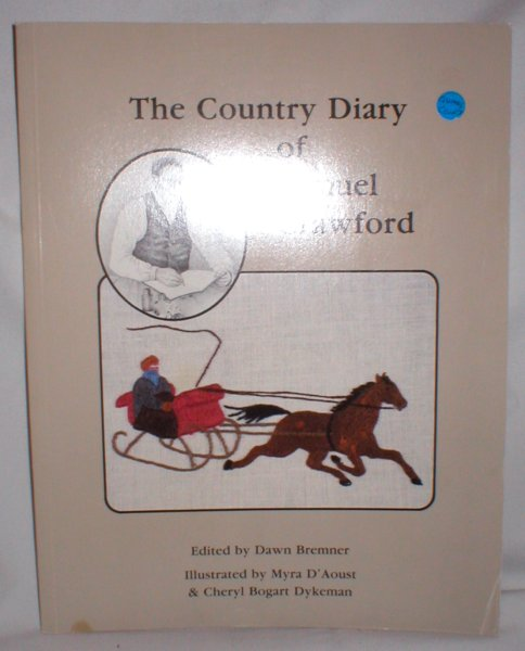 Image for The Country Diary of Samuel Crawford