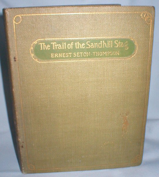 Image for The Trail of the Sandhill Stag