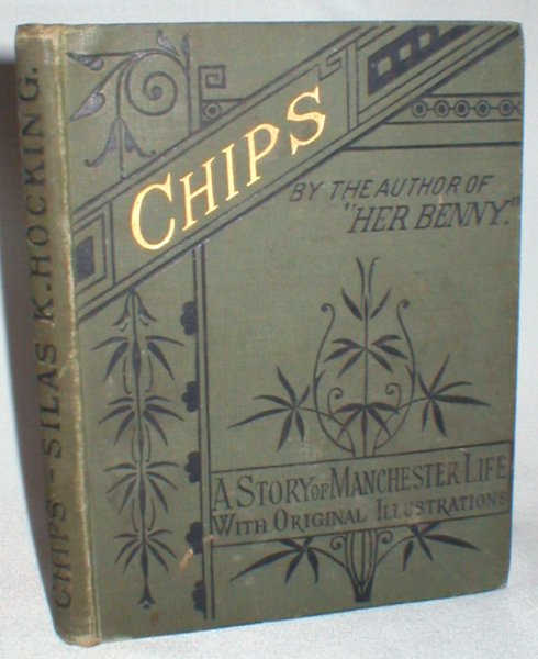 Image for Chips; A Study of Manchester Life