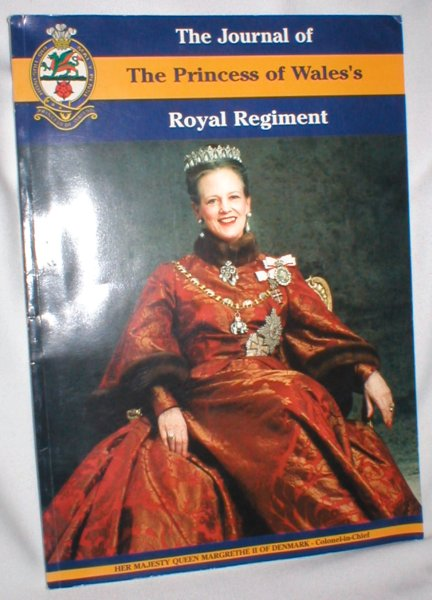 Image for The Journal of the Princess of Wales's Royal Regiment No. 12
