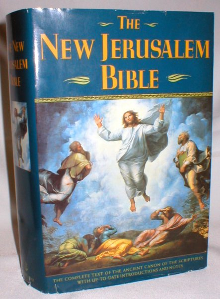 Image for The New Jerusalem Bible