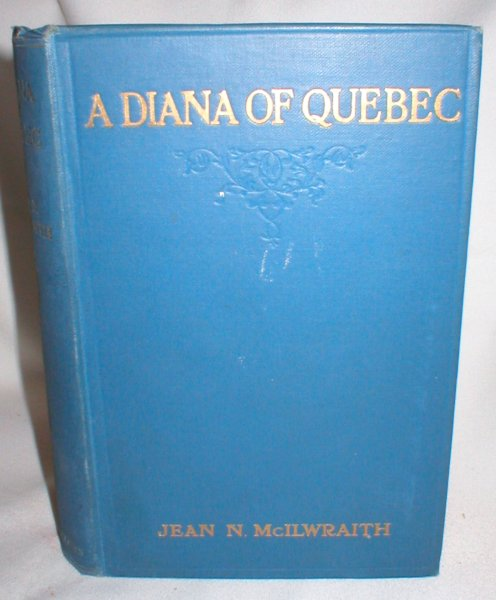 Image for A Diana of Quebec